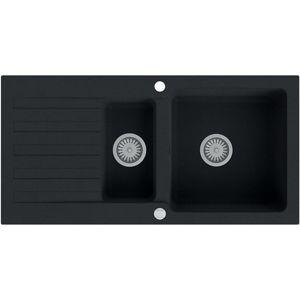 Drez Granit  1,5K 960x480 čierna