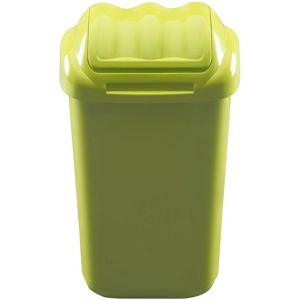 Kôš Fala 15 l zelený 605-02