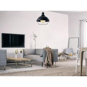 Retro osvetlenie,vybavenie a dekorácie bytu