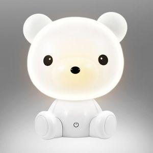 Lampa LED 308221 lb1 biela