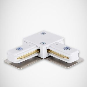 Luster Connector L white