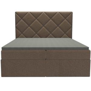 Posteľ Reja 160x200 Monolith 15 s vrchným matracom