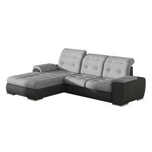 Rohová sedacia súprava Combi 7 L RK Soft 20+Bristol 2460
