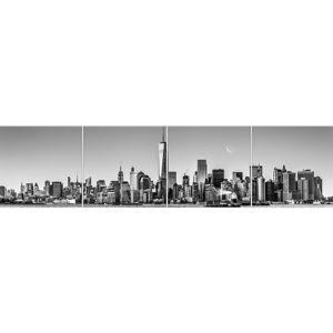 Sklenený panel 60/240 City-2 4-Elem