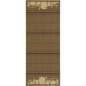 Šnúrkový koberec Decora kitchen 0,8/2,0 34644 70