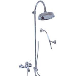 Sprchový komplet nástenný LABE L554.5/3