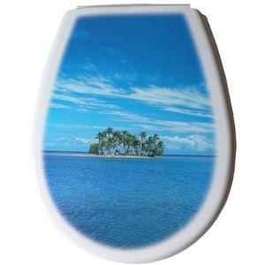 WC Doska LILIA foto ostrov
