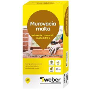 Weber Murovacia Malta 5MPa WeberMix 25kg